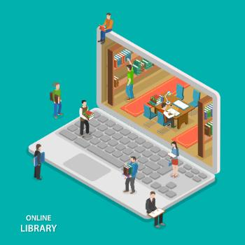 Library interaction